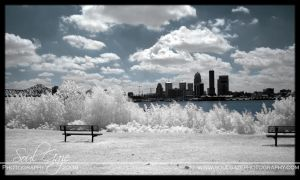 Infrared Louisville 2 by GothicAmethyst