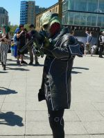 Thane Krios MCM May '12 by KaniKaniza