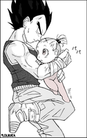Daddy's  girl by Lolikata