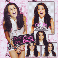 Pack PNG Cher Lloyd by GAJMEditions