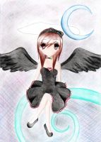 Dark Angel by cocoblossom