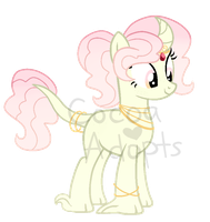 Princess Pony .:CLOSED:. by CocoaAdopts
