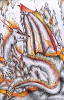 Elements IV:Dragon of Fire by P3dy