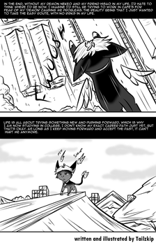Tame Webcomic - CH14 Page 4 by Tailzkip