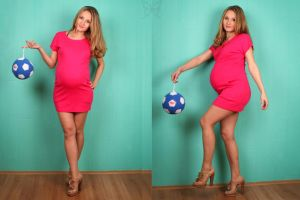 Anya and Kostya expecting a child 7 by saricia