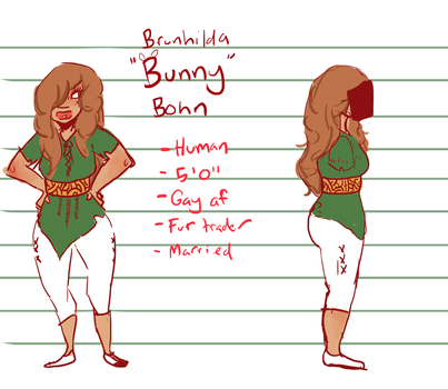 Bunny by Blithesom
