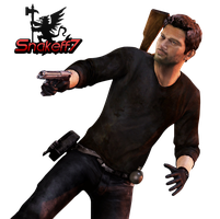 Nathan Drake - Render 11 by snakeff7