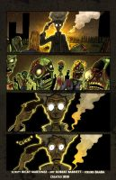 Zombie Comic Page 3 Colors by 2BeanSoup
