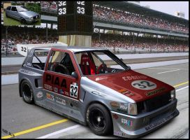 fiat uno turbo ie by hugosilva