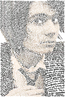 William Beckett Text Art by kingofthelab