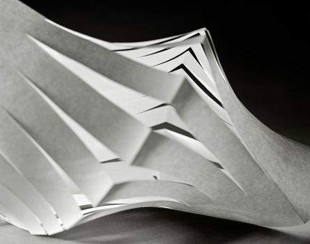 Paper and Light: Structure by oxideorange