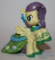 Fluttershy Gala blind bag custom by Atrensis