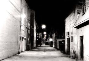 Lonely Alley by kassyd