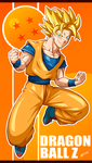 Son Goku by Tomycase