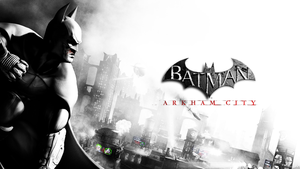 Batman Arkham City Wallpaper 2 by CrossDominatriX5