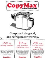 Graphic Design - Coupon by CoreyBrown
