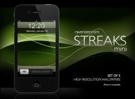 Streaks Mini by ravenizer
