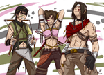 Team Gai - Outstreaked by Dingostride