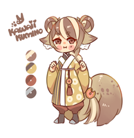 Kawaii Kumiho: Donut [closed] by kiim-adopts