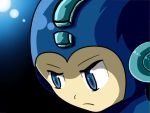 Mega Man by TheWiseCrow