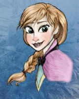Anna Single Braid by Professor-R