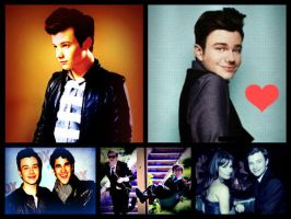 Chris Colfer by Sugerpie56