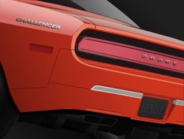 dodge challenger trunk by Statt