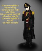 Quote-issar by Hazard-Trooper