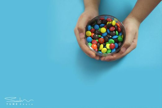 M and Ms by yumeO3line