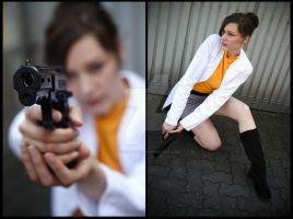 Dr. Holiday Cosplay by Knorke-chan