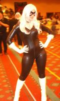A-kon20 Black Cat by KeiserAinoko