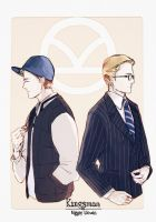 Manners Maketh Man by DeadIcefish