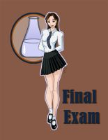 Final Exam by Poeso