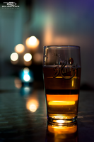 Golden Brew by RuudPhotography