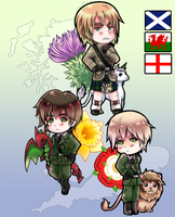 APH - Three Brothers by R-ninja