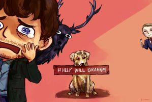 #HelpWillGraham by krusca