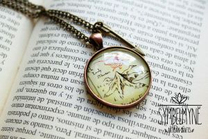 Thorin's Map Necklace by Nabila1790