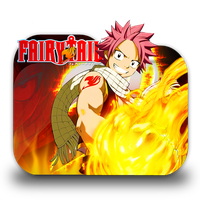 Fairytail Folder 2 by saiyansaga