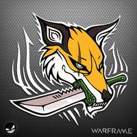Sorrowbringers Warframe Clan Emblem by Mark-MrHiDE-Patten