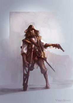 Pirate by BiwerVincent