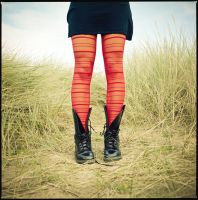 red stripes by quadratiges