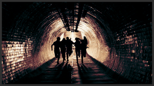 Tunnel Vision - 28 Weeks Later by Wheedles