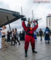 24th May MCM LON Team Fortress 2 RED Pryo 2 by TPJerematic