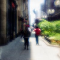 A Shadow in the City by pubculture