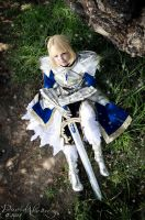 Saber / Fate Stay Night by JuTsukinoOfficial