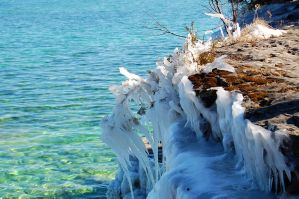 Water and Ice by JohnLaurie01