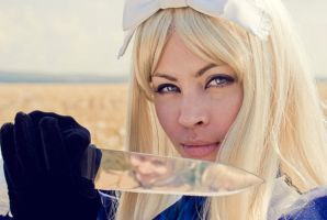 APH: Belarus_cosplay by Hitooomi