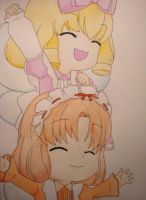 Vanilla and Caramel by ArtistiicallyAshley
