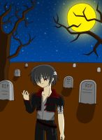 Halloween: Prince of Darkness by crazy4anime09