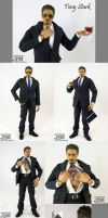 Playboy Tony Stark by Jin-Saotome